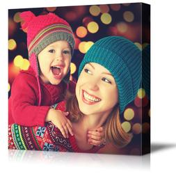 Wall26 Custom Canvas Prints- Personalized Photo Picture to C